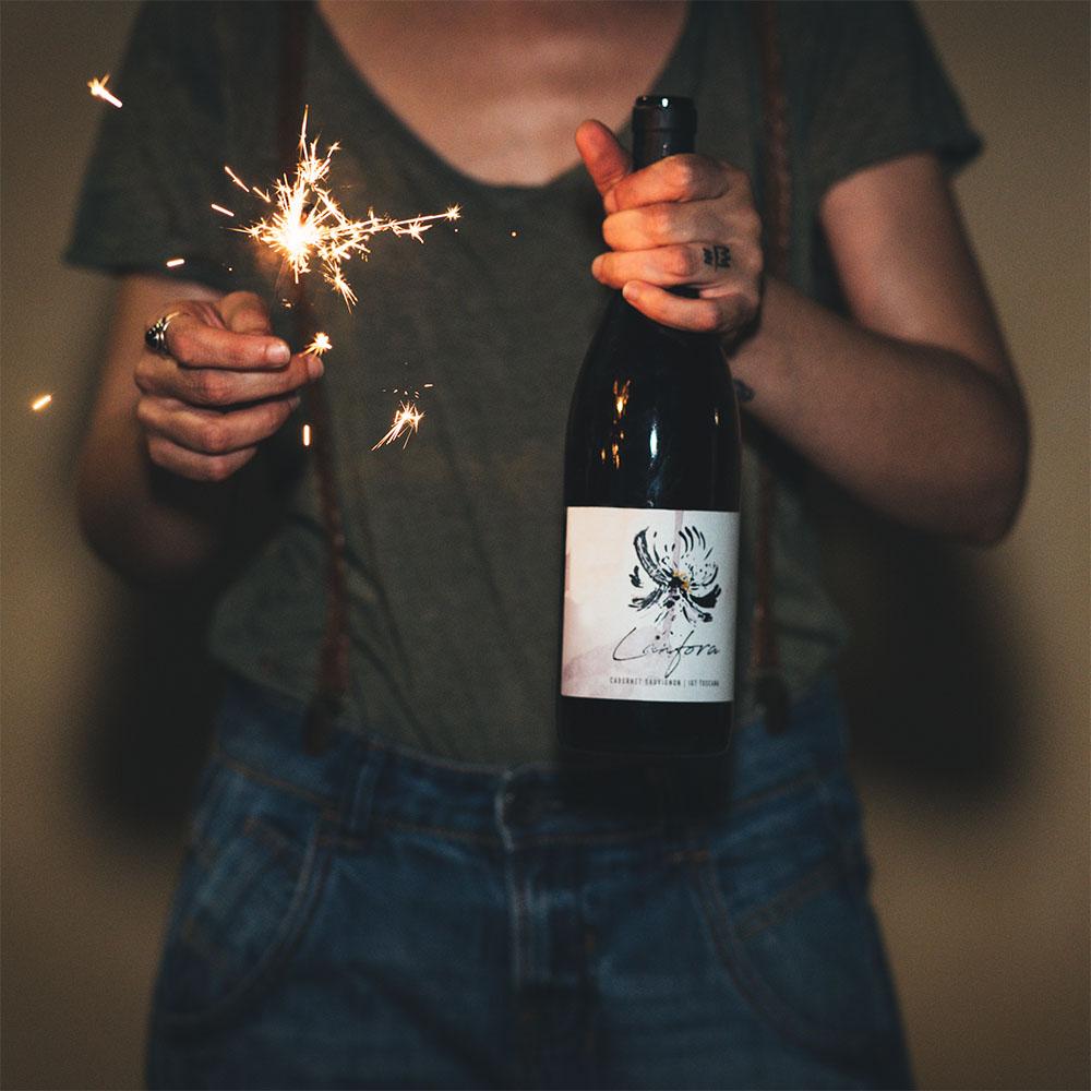 Lanfora per festeggiare!